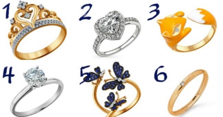 Izaberite prsten i upoznajte sebe