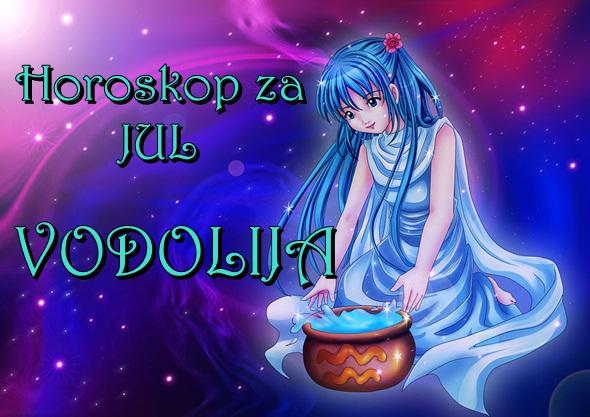 VODOLIJA – mesečni horoskop za JUL! Bivša ljubav kuca na vrata…
