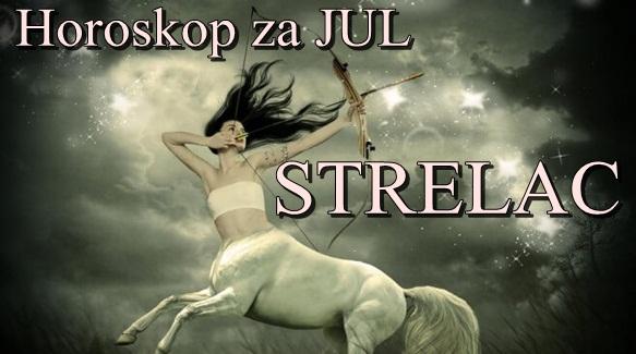 STRELAC – mesečni horoskop za JUL! Očekuju vas burna ljubavna dešavanja…