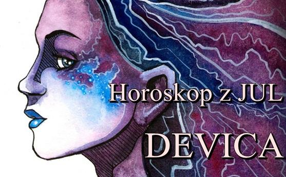 DEVICA – mesečni horoskop za JUL! Na sedmom nebu….