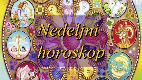NEDELJNI HOROSKOP: – Najsretniji znakovi će biti Vaga, Škorpija i Strijelac!