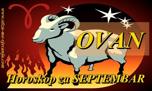 Veliki mjesečni horoskop za Septembar 2018 – OVAN- Veliki izazovi u ljubavi…