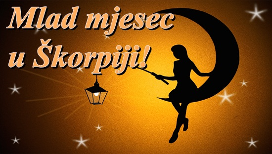 Najzavodljiviji mlad Mjesec u Škorpiji 07.11. – Očekuju vas ZABRANJENE strasti i duboke EMOTIVNE PROMJENE