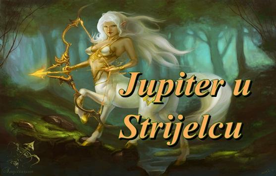 SREĆNA GODINA Jupitera u Strijelcu: Vagu čekaju PUTOVANJA, Lav konačno SREĆAN U LJUBAVI, Škorpija se KUPA U NOVCU, a Ribe očekuje ŽIVOTNA PROMJENA