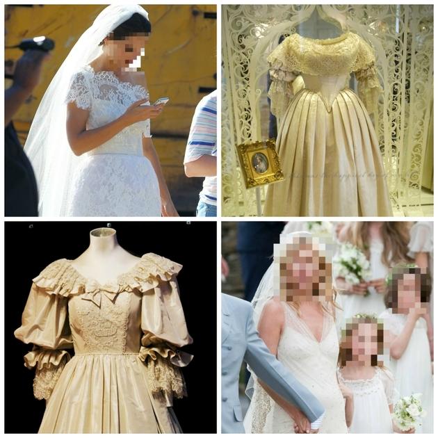 BRZI TEST: Izaberi jednu od četiri venčanice i saznaj da li će ti brak biti pobeda ili PROPAST