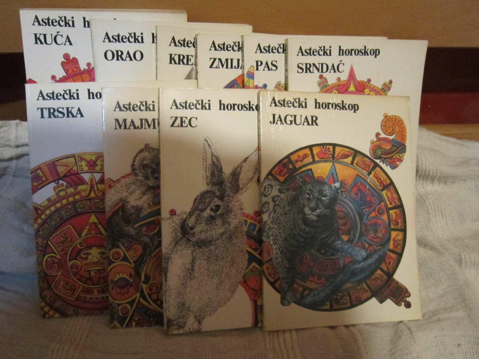 Astečki horoskop pomoću datuma vašeg rođenja čita sudbinu!