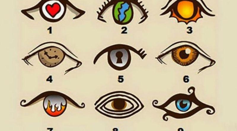 TEST LIČNOSTI: Izaberite oko koje vas privlači i otkrijte SVE O SEBI..