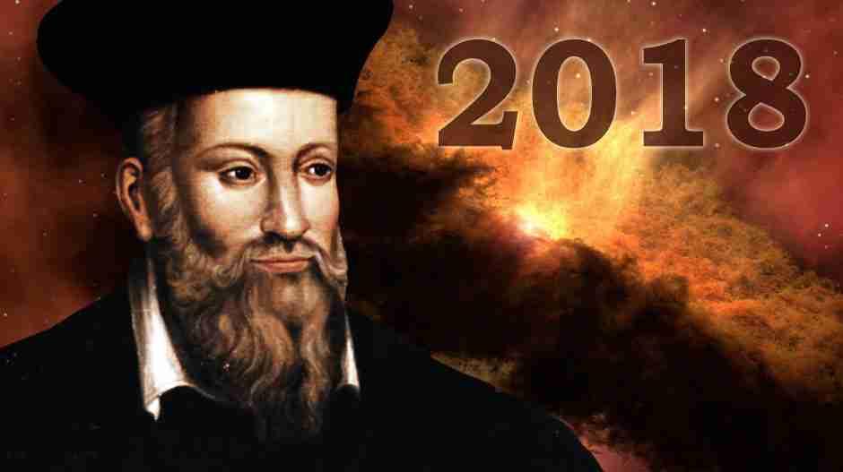 Nostradamusovo proročanstvo za 2018. je VRLO DETALJNO: Jedna stvar posebno LEDI KRV U ŽILAMA