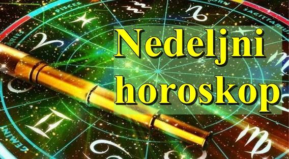 Horoskop za SLEDEĆU NEDELJU od 30.07. do 05.08. – Najsretniji znakovi će biti OVAN, LAV I JARAC