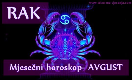 RAK- Mjesečni horoskop za AVGUST! Čuvajte se ljubomore…