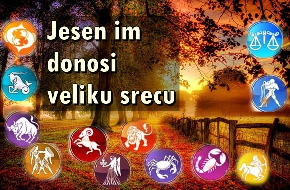 PRATIĆE IH NEVEROVATNA SREĆA! 3 horoskopska znaka pred kojima je NAJBOLJA JESEN U ŽIVOTU
