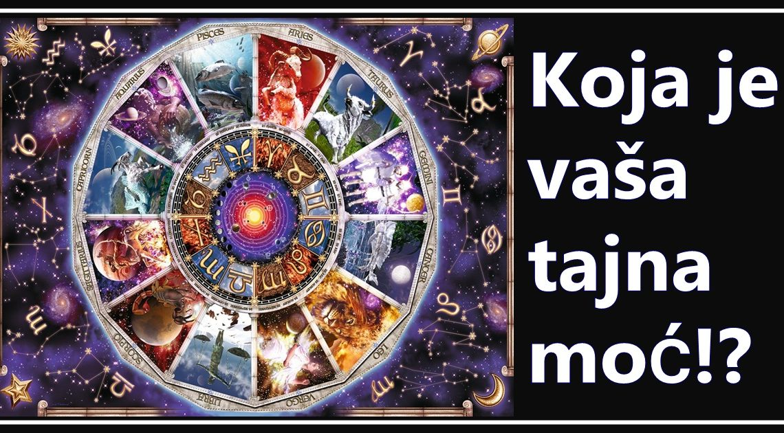 TAJNA MOĆ vašeg horoskopskog znaka: Rak vlada CARSTVOM EMOCIJA, Lav je MAGNET za sve oko sebe…
