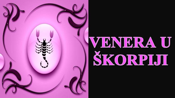 Venera je u Škorpiji i čekaju vas VELIKI LJUBAVNI OBRTI: Blizanci će se zaljubiti u POTPUNO POGREŠNU OSOBU a Ovan u susretu sa STAROM LJUBAVI