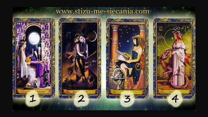 TAROT OTKRIVA BLISKU BUDUĆNOST: Izaberi jednu KARTU i saznaj šta te čeka!