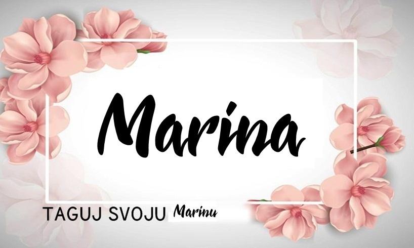 MARINA – Ona je ANĐEO sa dušom NEISKVARENOG DETETA!