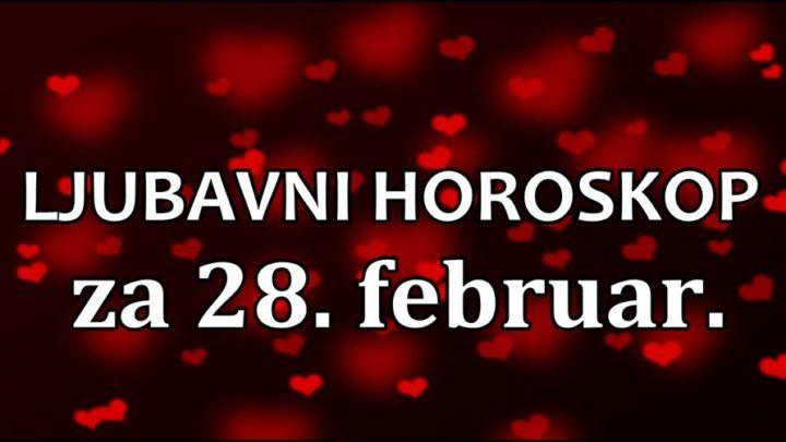 LJUBAVNI horoskop za 28. februar: CIJA  BAJKA O LJUBAVI IMA TUZAN KRAJ?