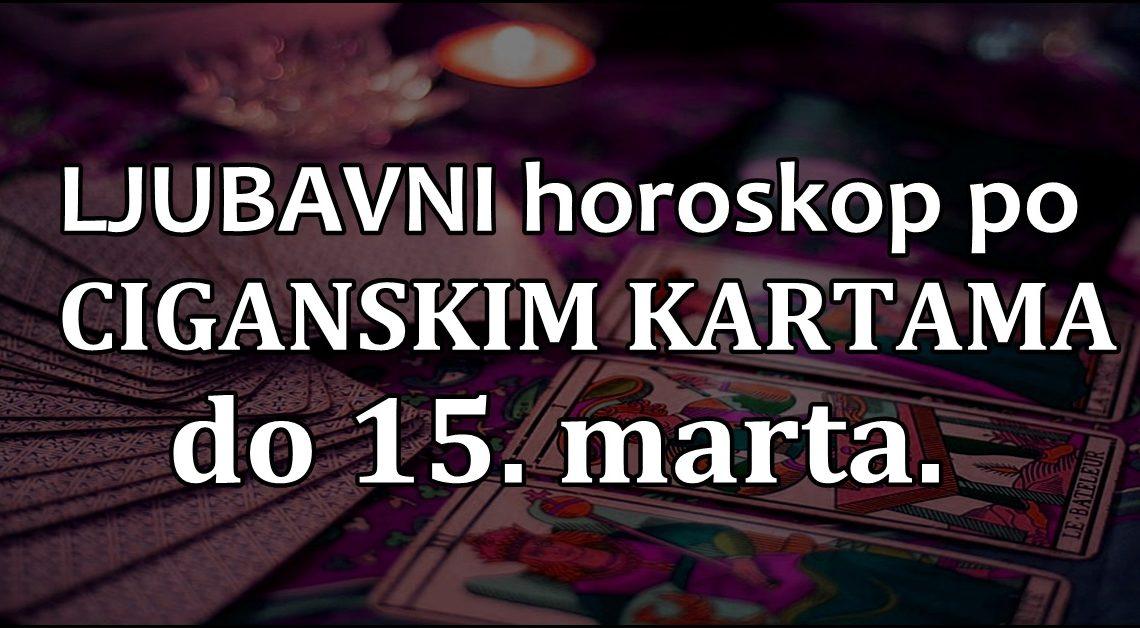 LJUBAVNI horoskop po CIGANSKIM KARTAMA do 15.marta. LAV će da UŽIVA u ljubavnoj SREĆI!-JARAC mora biti spreman na KOMPROMISE!