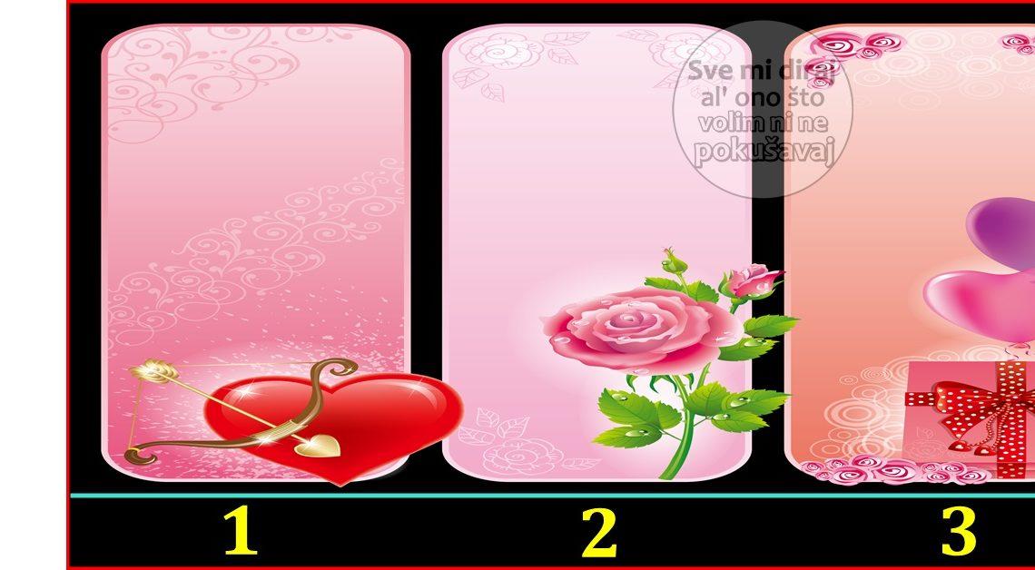 Ljubavne karte donose lepe i lose vesti: Izaberi jednu i saznaj sta te ceka!