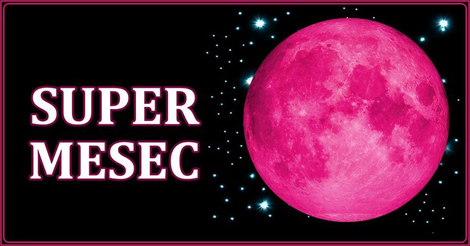 Super mjesec u ZNAKU VAGE:  Na OVE ZNAKE ce  IMATI najvise UTICAJA!