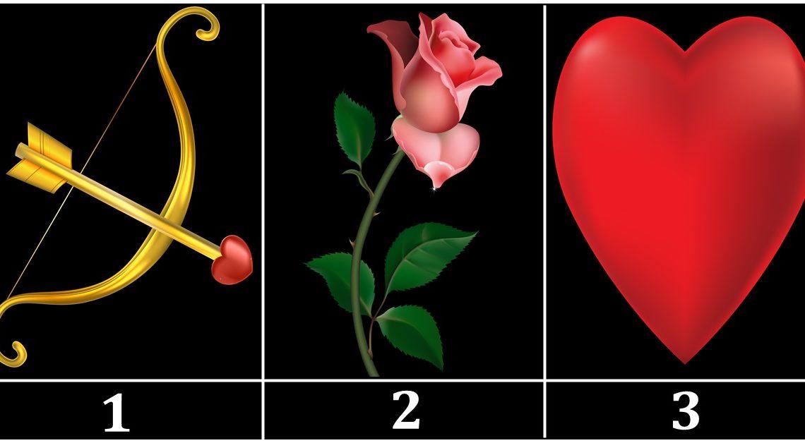 Pazlijvo izaberi sliku- jedna je znak da ces do KRAJA ŽIVOTA PATITI zbog LJUBAVI!