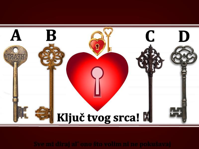 IGRA ISTINE:Kljuc koji odaberes je RESENJE svih tvojih PROBLEMA!