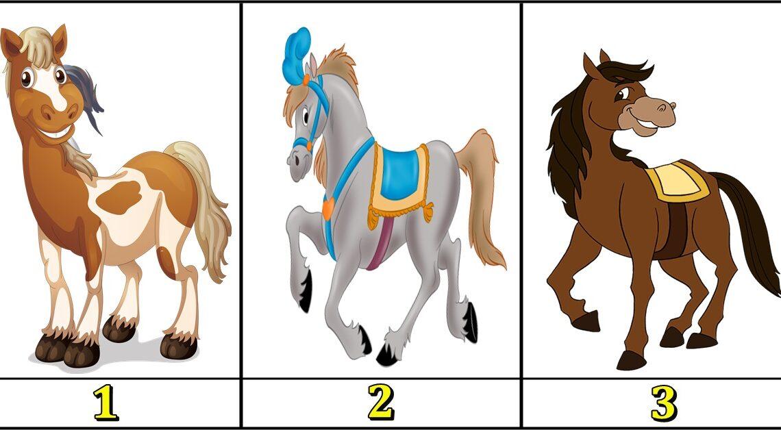 Konj koji ti je najsladji DONOSI ti DIVNE VIJESTI!-Izaberi jednog i saznaj sta te DIVNO ocekuje U NAREDNIH MJESEC DANA!